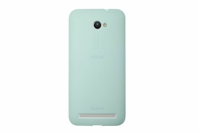 newest 65848 e3f74 ASUS Official Zenfone 2 Ze500cl Blue Bumper Case