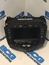 Honda Accord Complete Sat Nav , DVD , Unit 39050-SEA-E830-M1