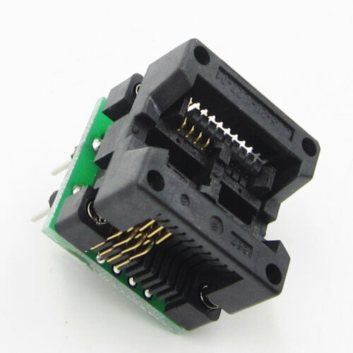 SOP8 to DIP8 Wide-body Seat Wide 200mil Programmer Adapter Socket