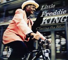 Chasing Tha Blues - Little Freddie King (2012, CD NEUF)