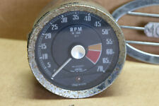 Mga Coupe Jaeger Rn230001 Mechanical Tachometer 1956 57 58