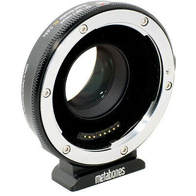 Metabones Speed Booster XL 0.64x Adapter Canon EF to Micro 4/3 #MB_SPEF-M43-BT3