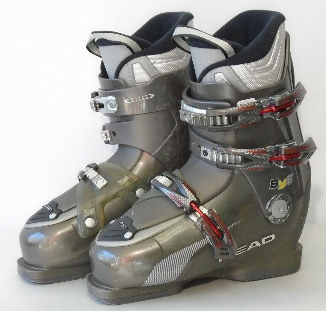Head BYS Ski  Boots - Size 7.5   Mondo 25.5 Used  is discounted