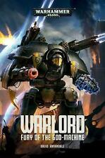 Warlord: Fury of the God-Machine by David Annandale (Hardback, 2017)