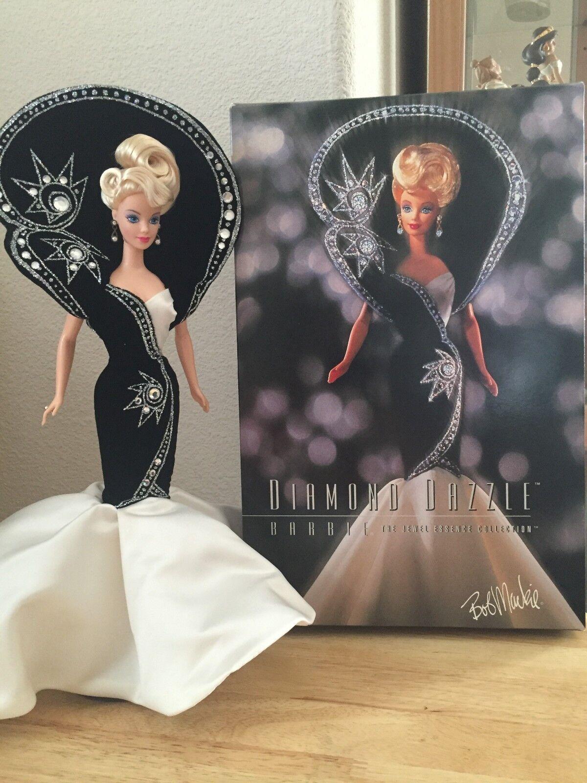 Barbie Bob Mackie Joya esencia Colección  Diamond Dazzle