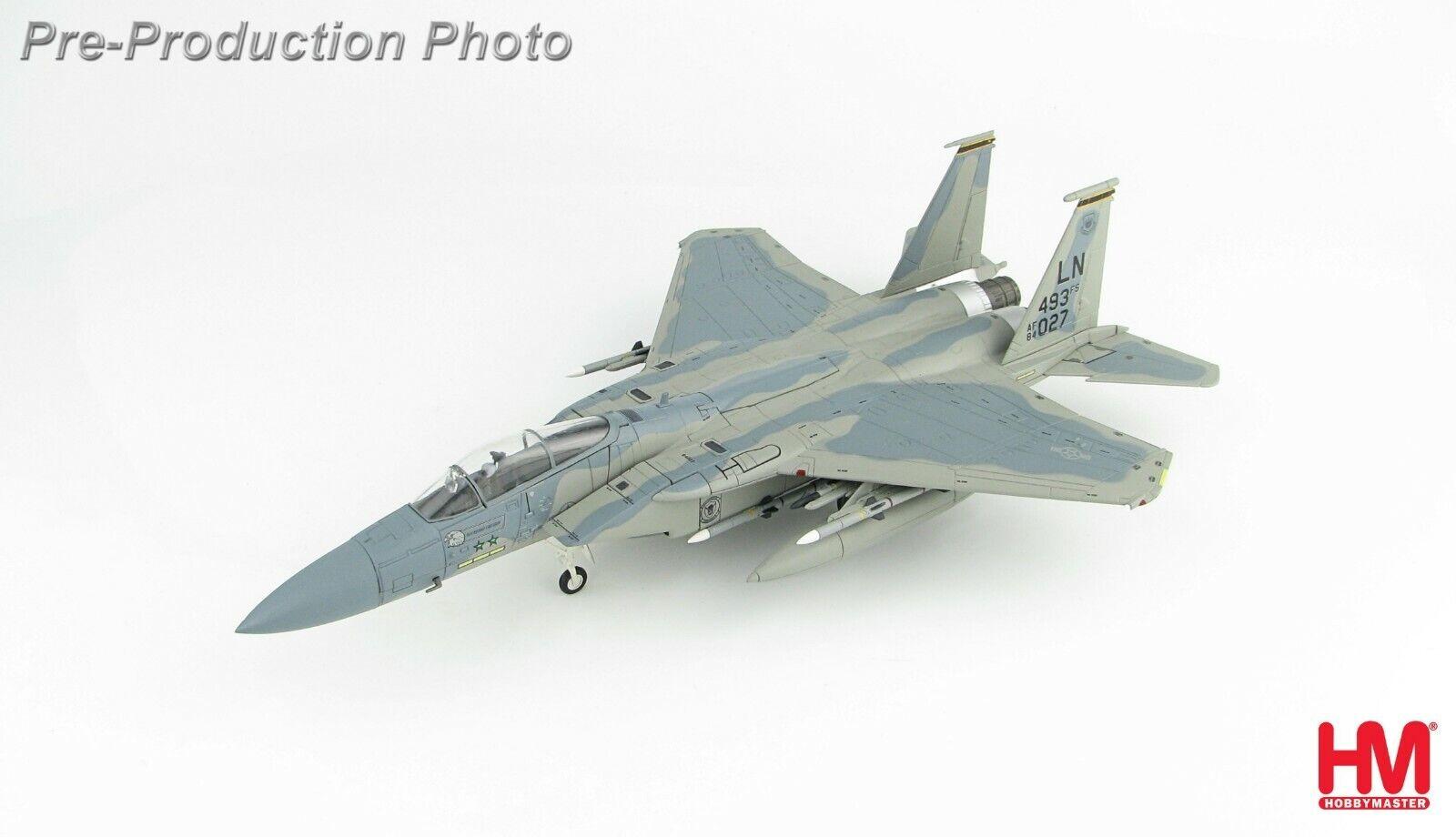 risparmia fino al 70% F-15C Eagle 493th FS The The The Grim Reapers 48th TFW RAF Lakenheath Hobbymaster HA4560  di moda