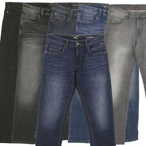 CAMEL-ACTIVE-Herren-Jeans-Hose-WOODSTOCK-Straight-Stretch-blau-schwarz-grau