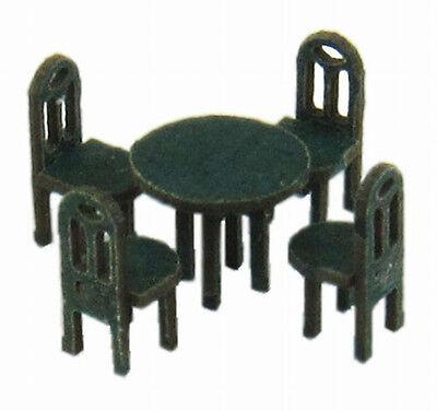 Sankei MP04-83 Table & Chair B 1/150 N scale