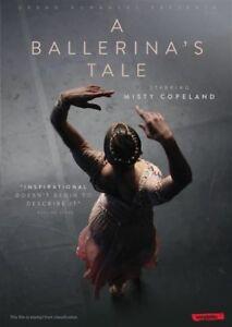 A-Ballerina-039-s-Tale-DVD-NEW-Region-4-Australia