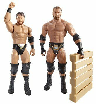 WWE Triple H Vs Curtis Axel Series 26 Wrestling Figures Brand New Sealed