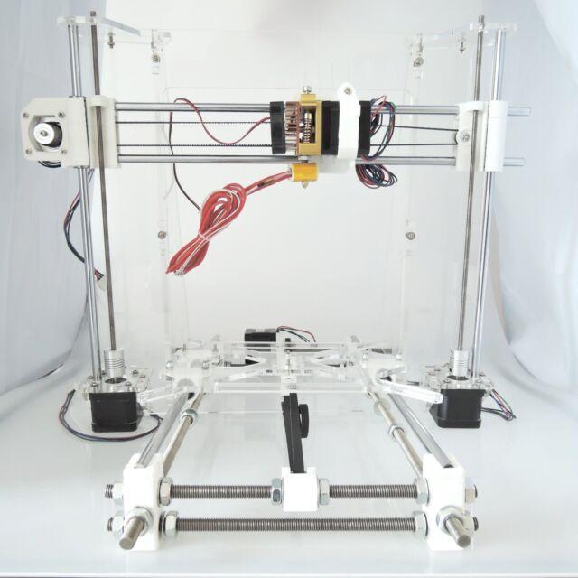 [Sintron] 3D printer full acrylic frame mechanical Kit for Reprap Prusa i3 DIY