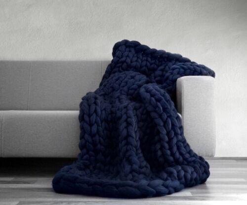 Giant Super Chunky Jumbo 100/% Merino Wool Yarn for Arm Knitting from Australia