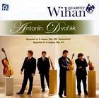 String Quartets 11 & 12 von Wihan Quartet (2014)