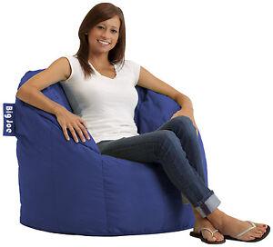 Big Joe Bean Bag Chair Lounger Media Gaming Seat Dorm