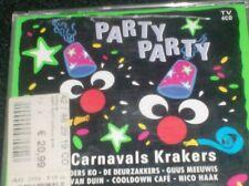 PARTY PARTY - DE CARNAVALS KRAKERS (2003 - 2 CD) Van alles wé, Boswachters...