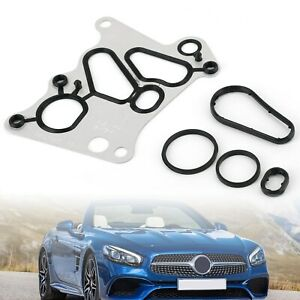 Oil Cooler Gasket Kits 2711840280 Fits Mercedes M271 W204 C180 C200 E200 SLK200