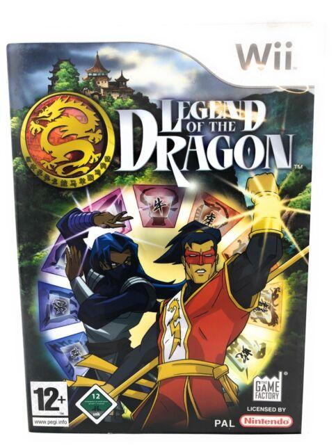 Legend Of der Drachen für Nintendo Wii