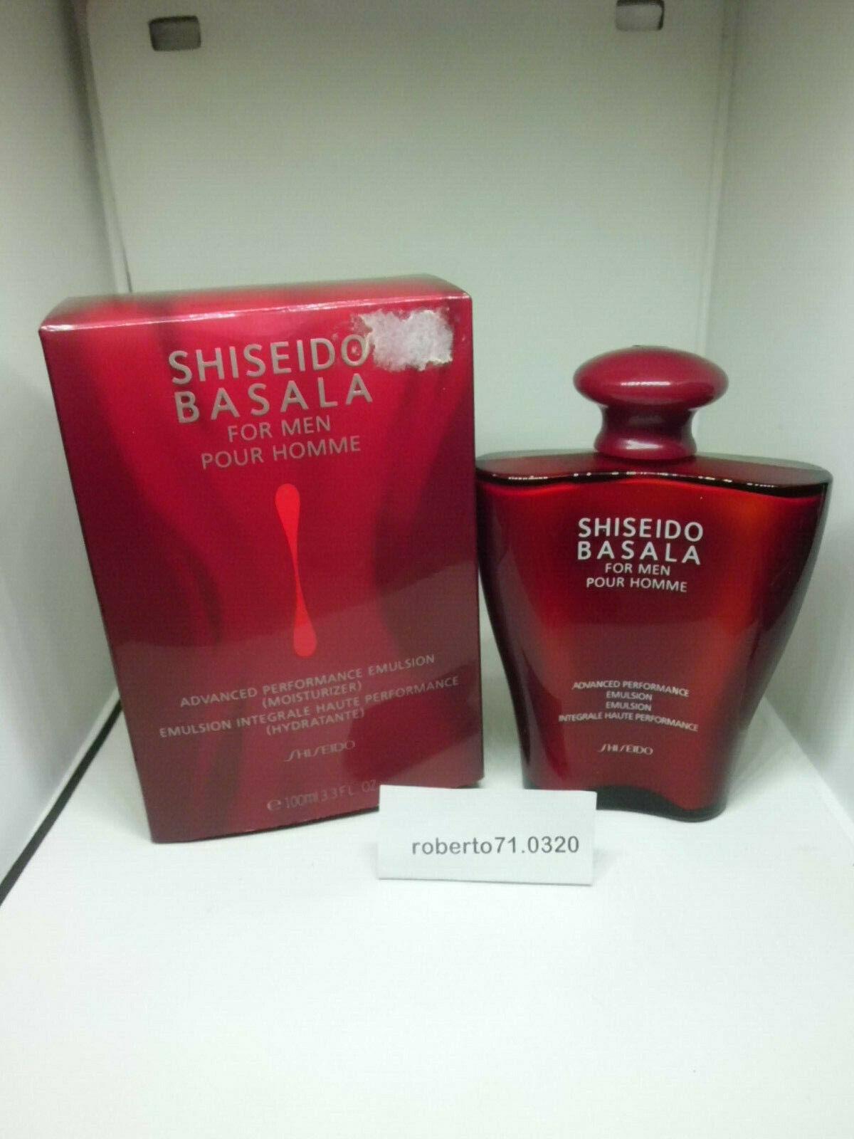 Shiseido Basala Advanced Performance Emulsion 100 ml