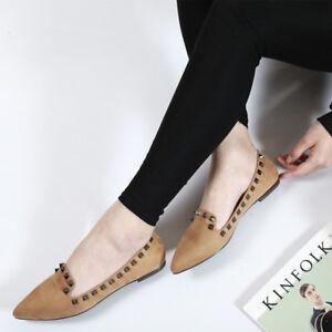 Ballerine-mocassini-scarpe-donna-eleganti-beige-tacco-2-5-cm-comode-1382