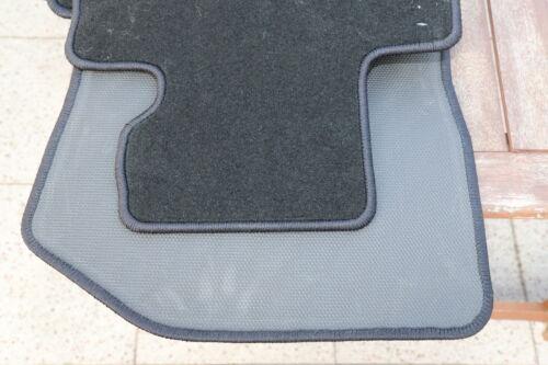 BMW X1 Originalpaßform Velour Fussmatten E84 NEU ohne Allrad