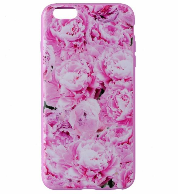 newest 6150d 4515f Incipio Design Series Peony Floral Print Case for iPhone 6 / 6s Plus