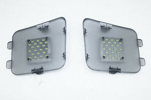 Rear-Trunk-Boot-LED-White-Tail-Gate-lights-Luggage-For-16-19-Mazda-3-Hatchback