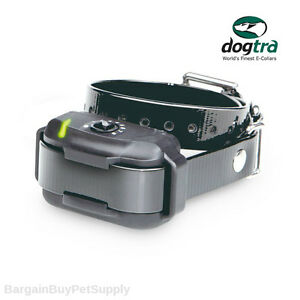 Dogtra Add-A-Collar Additional Receiver Collar for E-Fence 3500 Black