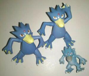 Vintage Rare 1997 Pokemon Figures Lot 11