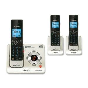 VTech-LS6425-3-DECT-6-0-Expandable-Cordless-Phone-with-Answering-System