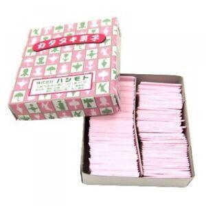 Katanuki 100 sheets Diecutting Diecut Concentration Play Candy Japan Tradition