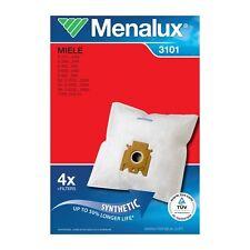 MENALUX SACCHETTI ASPIRAPOLVERE 3101 - PZ. 4 + FILTRO - 9001961417