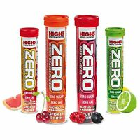High5 Zero Running/cycling/gym Electrolyte/energy Drink Tablets - 8 Pack