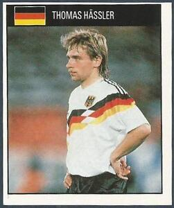 ORBIS 1990 WORLD CUP COLLECTION-#067-WEST GERMANY-KLAUS AUGENTHALER