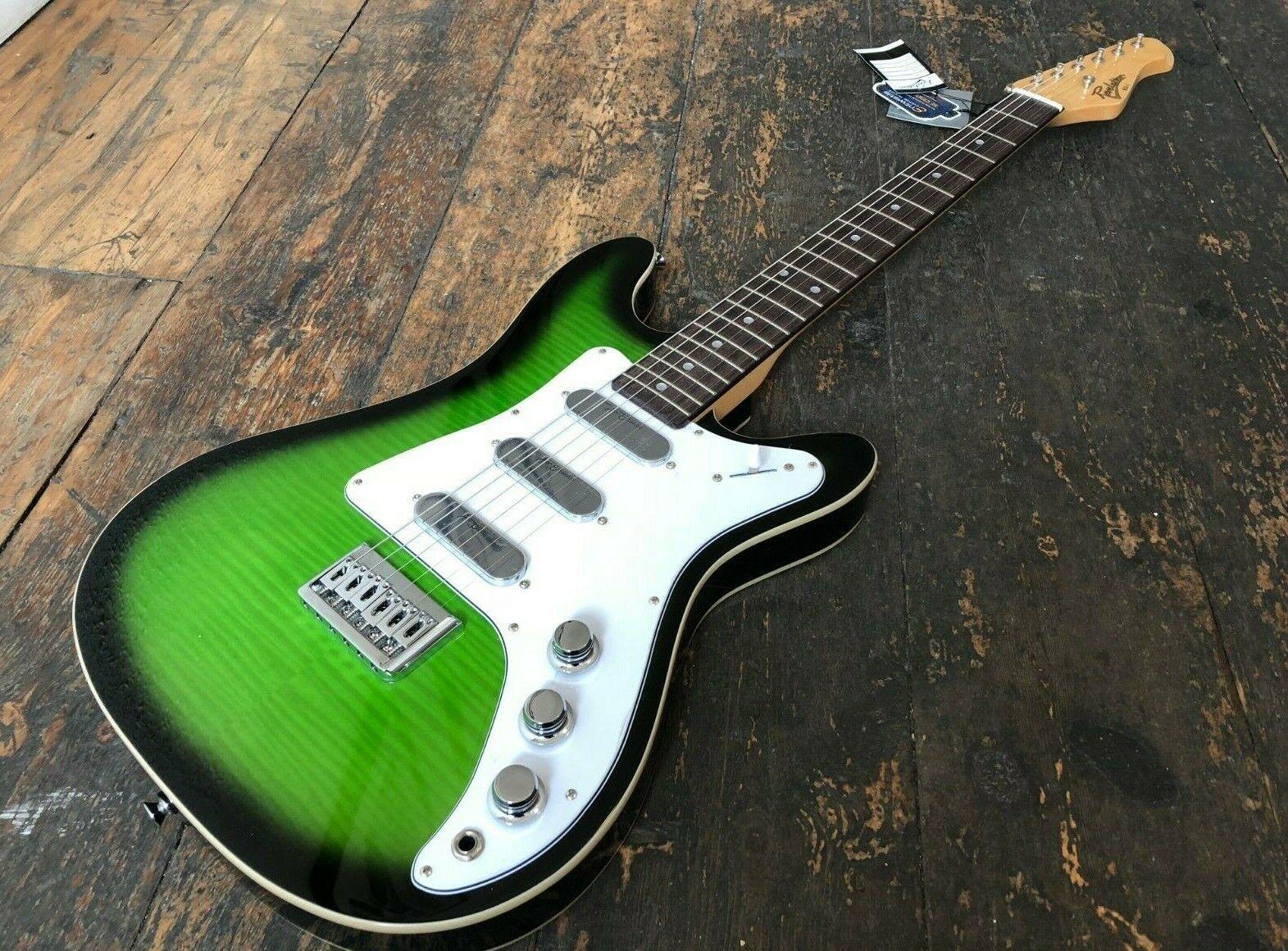 Revelation RD-1 Grün burst Electric Guitar  349.00