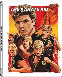 Blu-Ray-THE-KARATE-KID-Blu-Ray-Steelbook-NUOVO