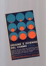 origine e divenire del cosmo - autori vari - augustsextus