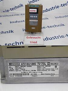 Telemecanique-ATV18U18M2-Frequence-0-75-Kw