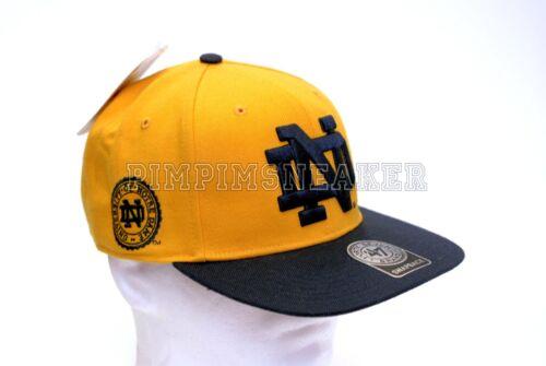 Men`s 47 Brand  Snapback University Of Notre Dam  887738717802