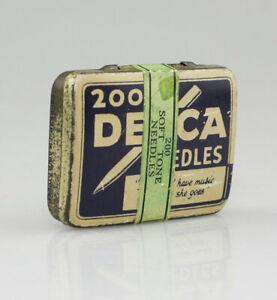 DECCA-039-Soft-Tone-039-Gramophone-Needle-Tin-LZ57