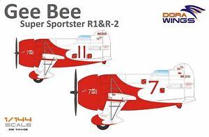 Dora-Wings-1-144-Gee-Bee-Super-Sportster-R1-amp-R2-144-02