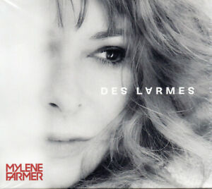 CD-SINGLE-DIGISLEEVE-MYLENE-FARMER-DES-LARMES-TRES-RARE-NEUF-SOUS-BLISTER