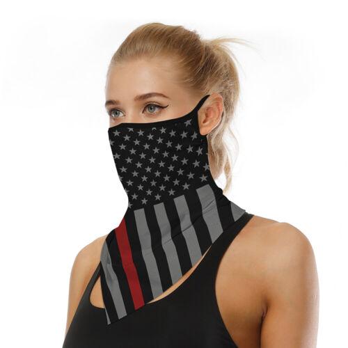 Outdoor Startseite Unisex Halsmanschette Bandana-Schal Stirnband FACE Cover