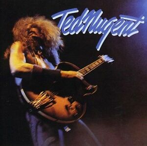 NEW-CD-Album-Ted-Nugent-Self-Titled-Mini-LP-Style-Card-Case