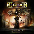 Incubus: Chapter Seven by Metalium (CD, May-2008, Crash Music, Inc.)