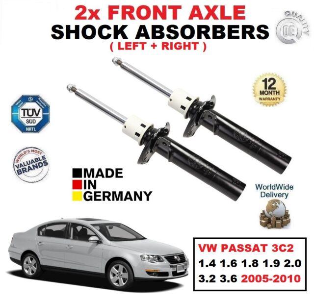 Amortisseur avant Set pour VW Passat 3C2 1.4 1.6 1.8 1.9 2.0 3.2 3.6 2005-2010