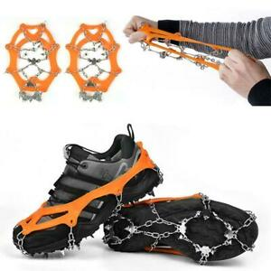 1Pair-Shoes-Snow-Chain-Ice-Grips-Crampons-Winter-Hiking-Climbing-Shoes-Cleats