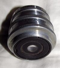 """Super Comat Bell & Howell Camera Lens 0.7"""" f/2.5 3833 Very Smooth SHIPS TODAY!"""