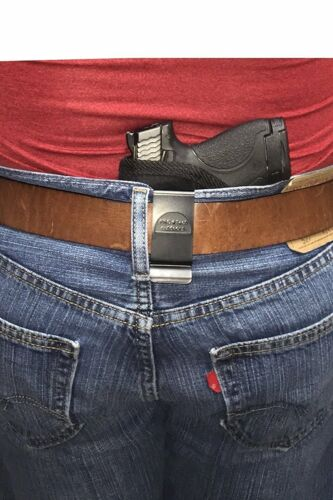 """IWB Belt Clip Gun holster fits Springfield Armory New XDS 40,9 With 3.3/"""" Barrel"""