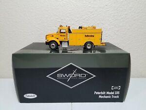 Peterbilt-335-Mechanic-Service-Truck-Kokosing-Sword-1-50-Model-SW2045-KO-New