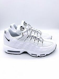 Nike Air Max 95 WhiteBlack Black 609048 109